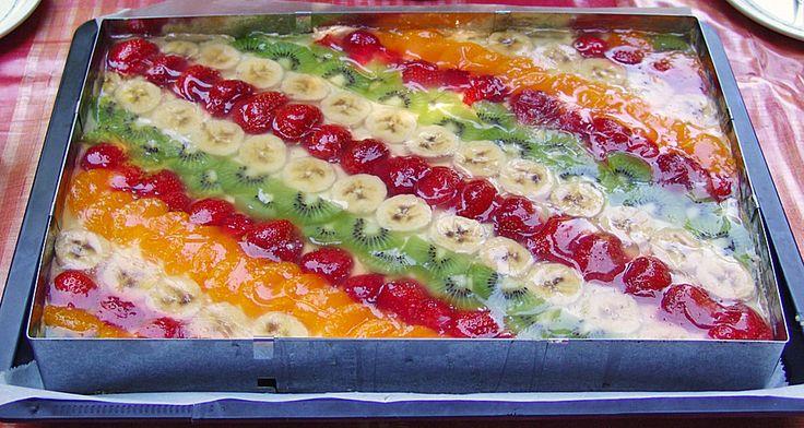 Obstgarten, ein sehr schönes Rezept aus der Kategorie Sommer. Bewertungen: 40. Durchschnitt: Ø 4,5.