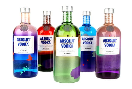 Absolut – Absolut Unique