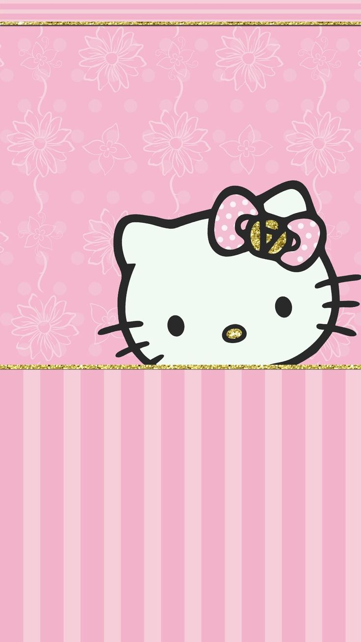 hello kitty #princess #pink #wallpaper #android #iphone