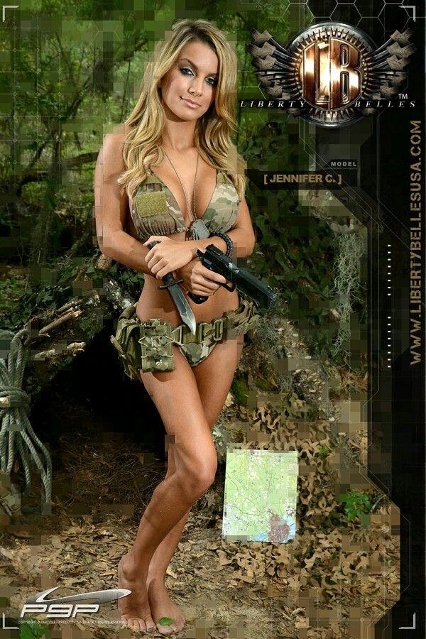 Liberty Belles model: Jennifer | Tactical girls:The ...