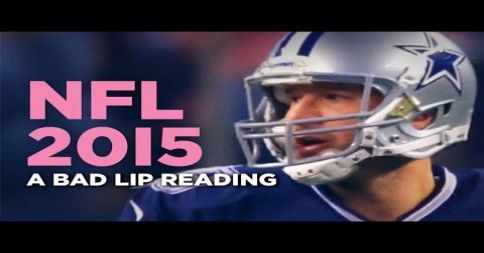 Just in time for the big game, a wrap up of the NFL 2015 season featuring bad lip reading with a wrap up by Tom Brady!