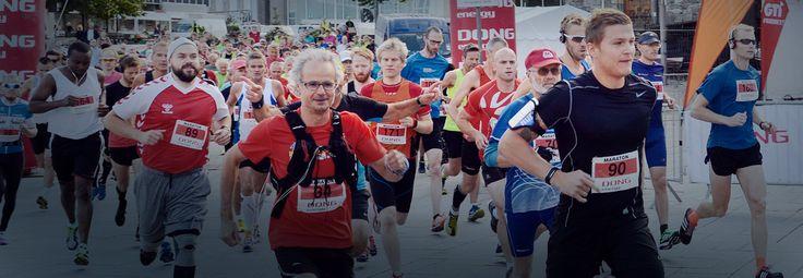Stavanger half marathon. Been there, done that:-)