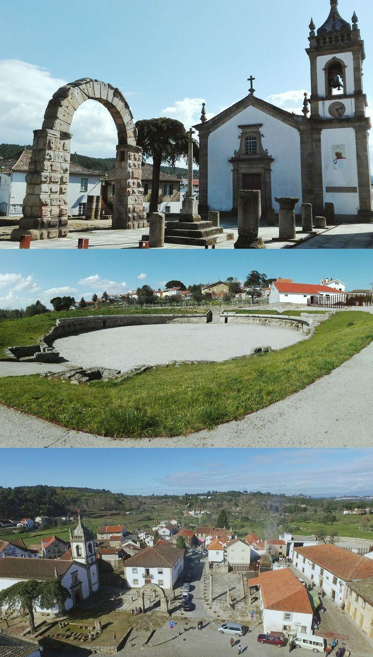 Roman Ruins of Bobadela #bobadela #oliveiradohospital #roman #visitportugal #umpaisdentrodopais #centrodeportugal #romanempire #ruins
