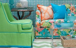 Lilly Pulitzer livingroom - Luscious Life decor fashion blog.jpg