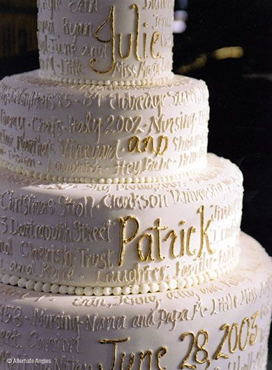 ❁❚❘❙  Delicious Desserts - Wedding Cakes - Falmouth, Massachusetts