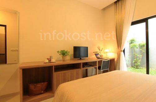 AntenesidjiTEN Residence's room