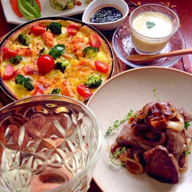 いろんな文化の食べ物を食べたい!