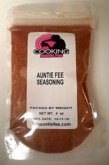 "Auntie Fee's ""Signature Seasoning"""