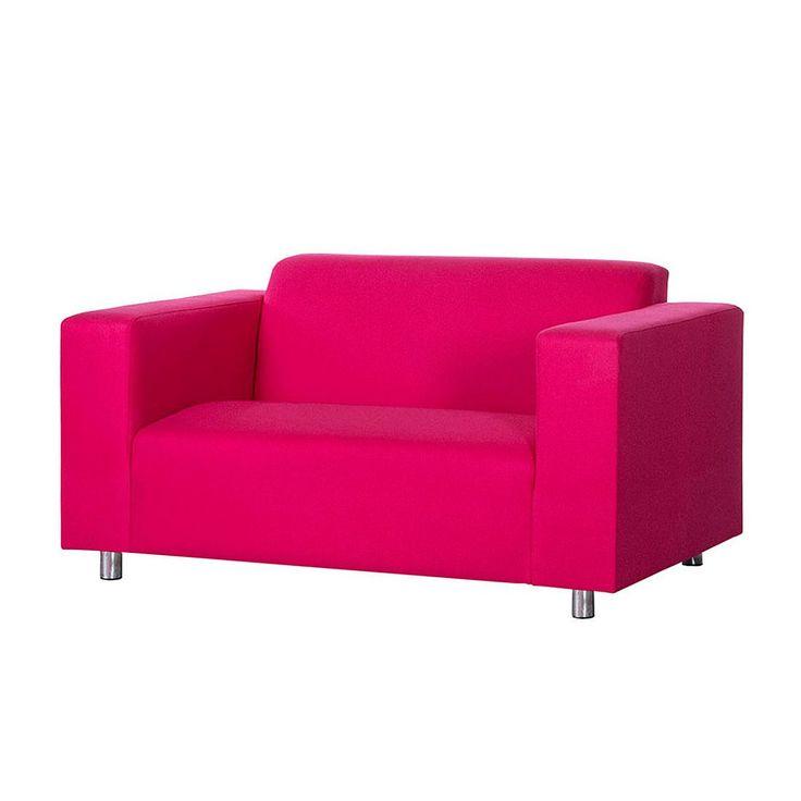 Sofa Oslo 2 Sitzer Baumwollstoff