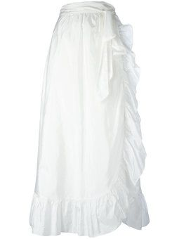 Alda midi skirt