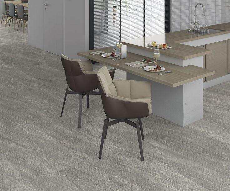 Bolano Gris Porcelain tile   Arcana Ceramica   Arcana tiles   kitchen inspiration    home inspiration