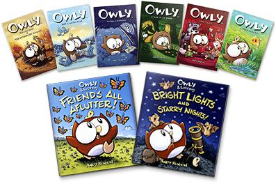 Owly Collection ELA and Health (elementary/middle)