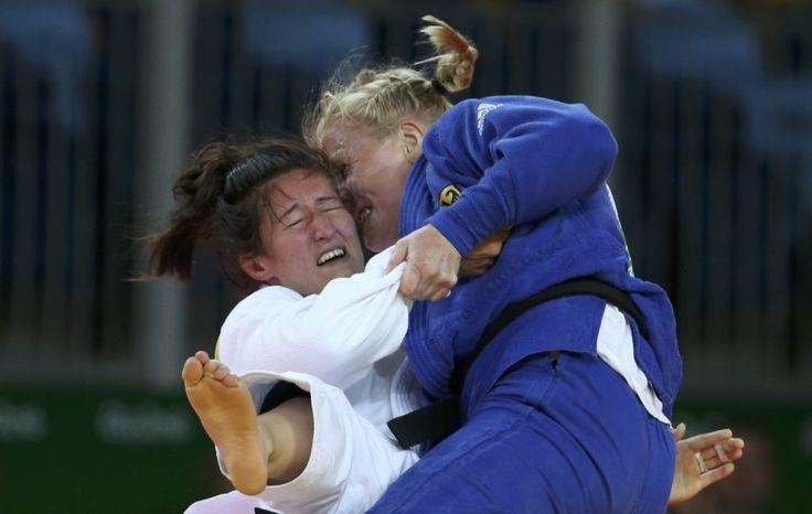Judo - Women -78 kg Repechage Contests