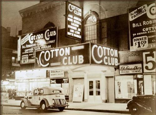 The Cotton Club...1936...Zava Zava Zava Zah...: 1920 S, New York Cities, Vintage, Harlem Renaissance, Jazz, Cottonclub, Black History, 1920S, Cotton Club