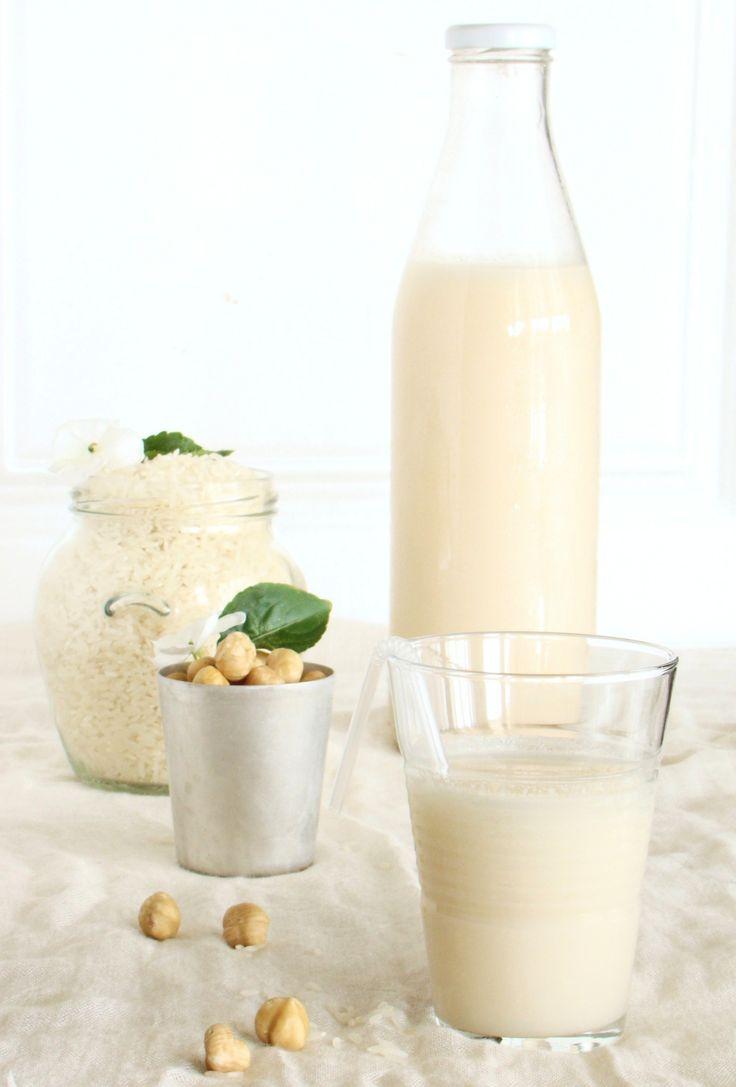 latte riso nocciole