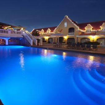 Amsterdam Manor, Aruba for your honeymoon, or a romantic getaway. Looks Beautiful!