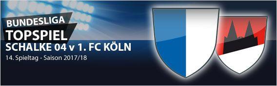 Topspiel in der #Bundesliga: Schalke empfängt seinen Angstgegner 1. FC Köln! Der Effzeh konnte seine letzten drei Spiele auf Schalke allesamt gewinnen! Gibt es wieder so viel Drama wie zuletzt im Revierderby? Unser Wett-Tipp für #s04koe : http://www.meinonlinewettanbieter.com/bundesliga-wetten/14-bundesliga-spieltag-201718-vorschau-und-wettquoten/