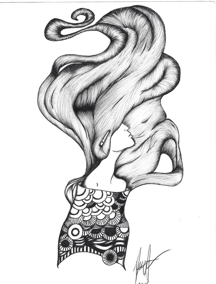 Brightflow  Artist: Jeanette Perlie