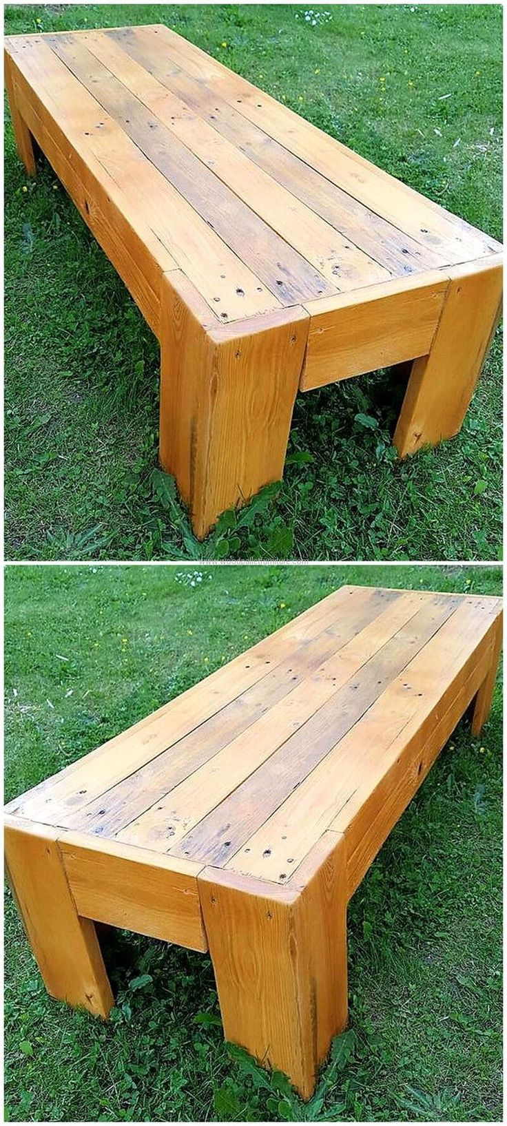 Best 25+ Pallet garden benches ideas on Pinterest Garden