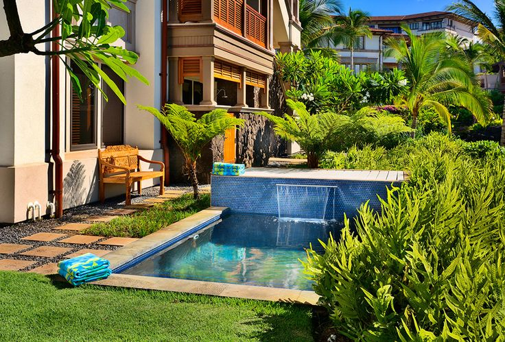 Image detail for -Private plunge pool