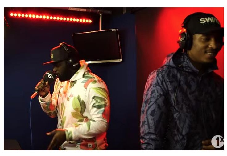 P Money on BBC 1 Xtra Wearing our Floral Print Hoodie  Shop our Full Collection Online: www.justhype.co.uk #Justhype #hypeClothing