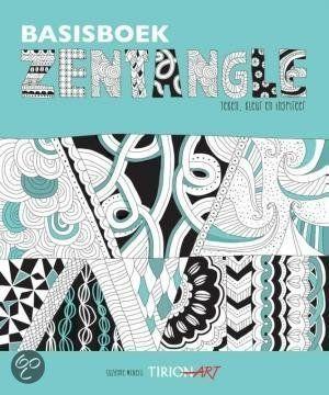 ✔ Basisboek zentangle