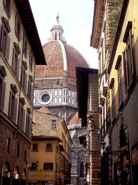Duomo, Florence, #Italy: Italy 2012, Favorite Places, Firenze Tavarnell Toscana, Florence Italy, Firenze Florence, Tuscany Italy, Duomo Florence, Firenze Italy, The Cathedral