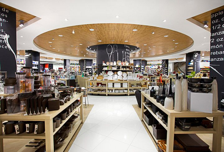 Retail Design | Shop Design | Homeware Store | Liverpool Polanco Department Store