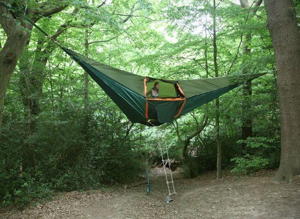 Подвесная гамак-палатка Tentsile Tree Tents