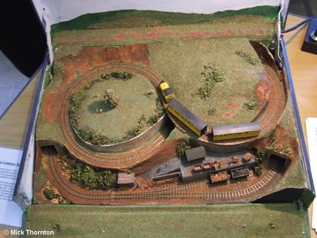 17 best images about warren layouts on pinterest models model train and scale model - N scale train layouts small spaces paint ...