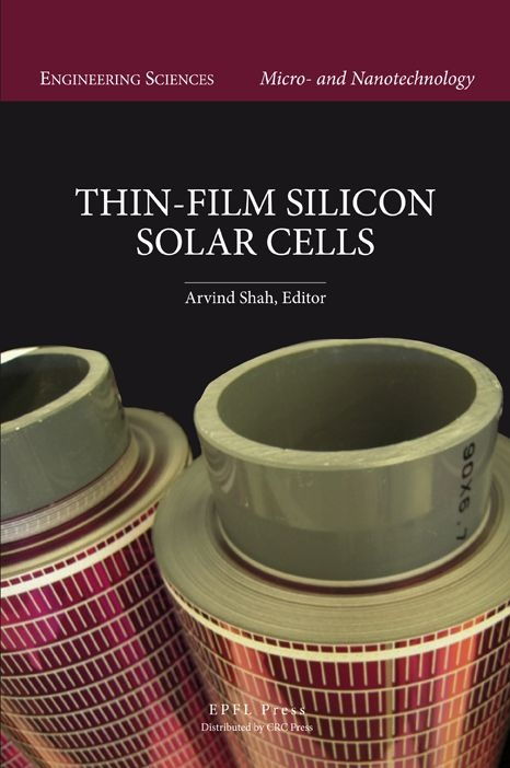 This book provides a comprehensive treatment of thin-film silicon, the most prevalent PV material, in terms of its semiconductor nature, starting out with the physical properties, but concentrating on device applications. A special emphasis is given to amorphous silicon and microcrystalline silicon as photovoltaic materials, along with a model that allows these systems to be physically described in the simplest manner possible, thus allowing the student or engineer entering the field of…