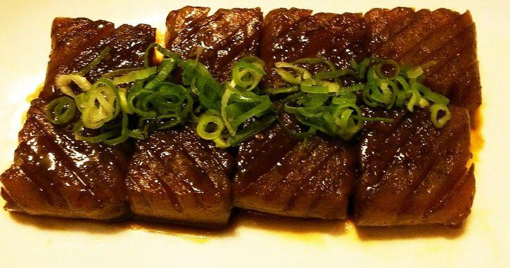 簡単!焼くだけこんにゃくステーキ♪ by チョコたま 【クックパッド】 簡単おいしいみんなのレシピが279万品