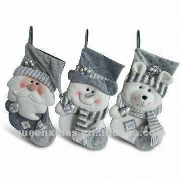 20 best Knitting images on Pinterest | Knitted christmas stockings ...