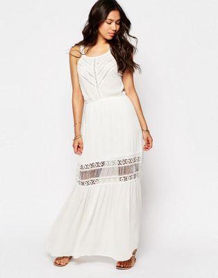 Meghan Fabulous Lilian Lace Maxi Dress