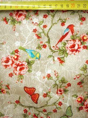 1435 - Daisy vogel bruin