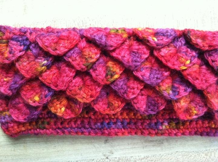 Crochet Crocodile Stitch : Crocodile Stitch crochet pattern.... crochet 2 Pinterest
