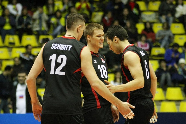 Gavin Schmitt and Gord Perrin