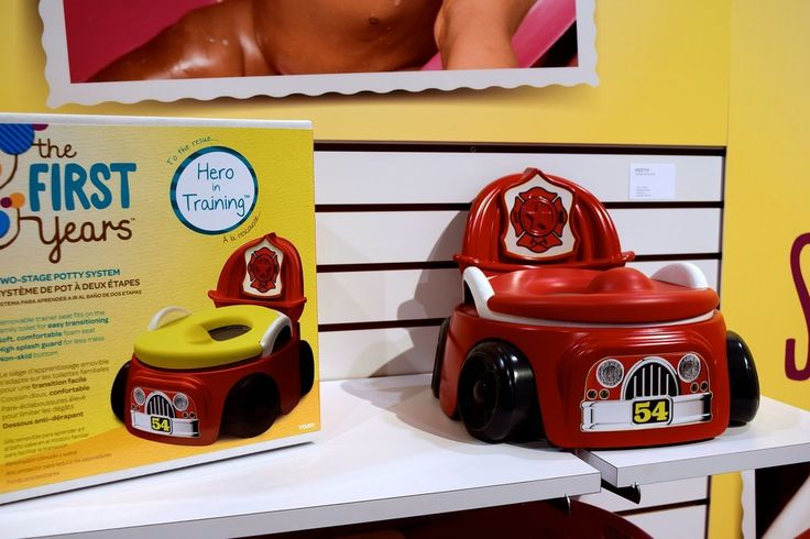 The First Years Hero Potty Training Seat