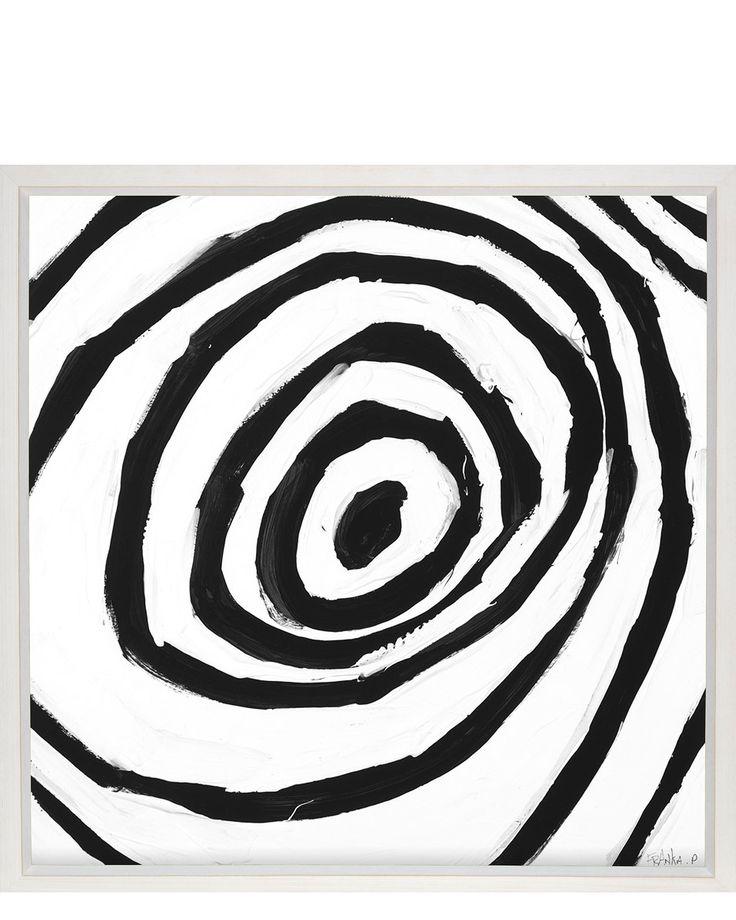 """Black and White L"" by Franka Palek""Black and White L"" by Franka Palek"