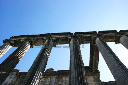 The Zeus Temple in Aizanoi