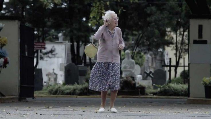 "ZonaJobs ""Grandmother""  Draft FCB Buenos Aires"
