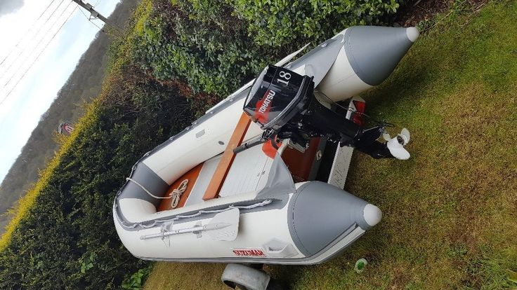 Rib boat 3.8 with tohatsu outboard on Gumtree. Suzumar 3.8M rib for sale with tohatsu 18 Hp outboard. Boat: -In great condition always garaged