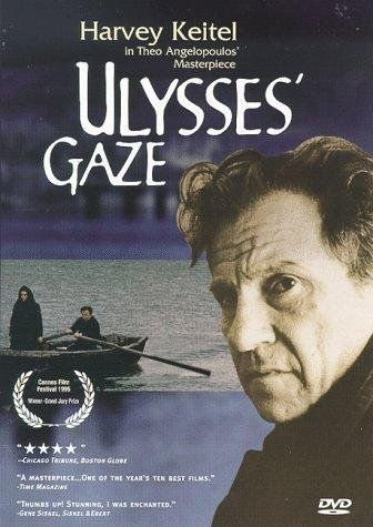 """Theo Angelopoulos' """"Ulysses' gaze"""" with Harvey Keitel"""