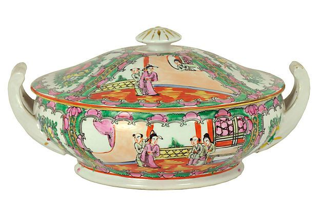 Asian Tureen on OneKingsLane.com