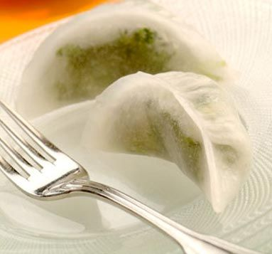 Snowpea dumplings | Food should be fun! | Pinterest