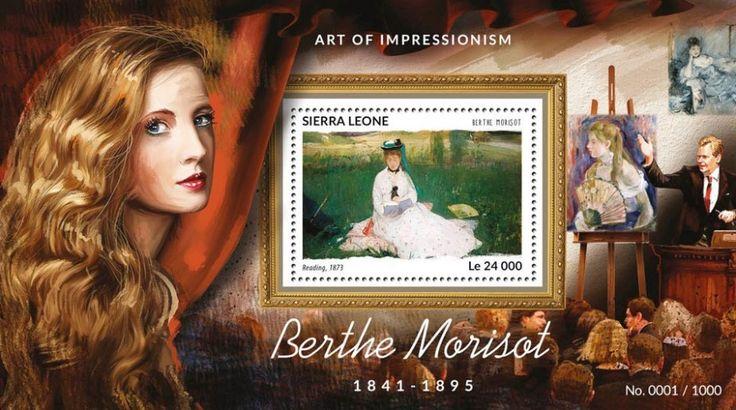 SRL15412b  Berthe Morisot (Reading, 1873)