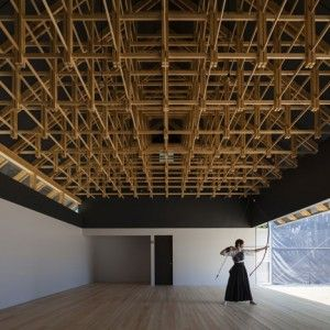 Archery+Hall+and+Boxing+Club++by+FT+Architects