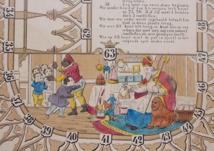 St. Nicolaas-spel ca. 1865