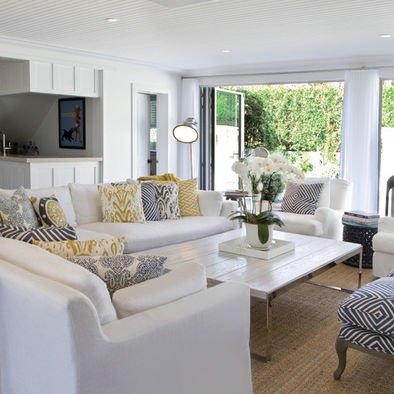 Living Room Hamptons Design Pictures Remodel Decor And Ideas
