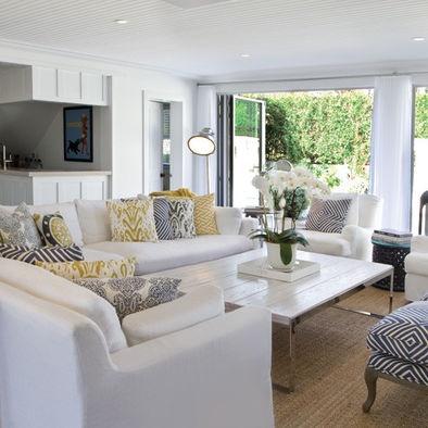 Hamptons Style Living Room Decor | Conceptstructuresllc.com